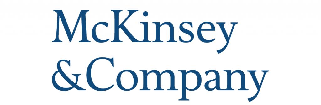 McKinsey logo stacked